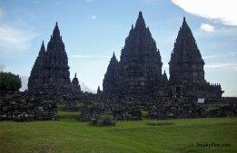 Ancient Temple Prambanan