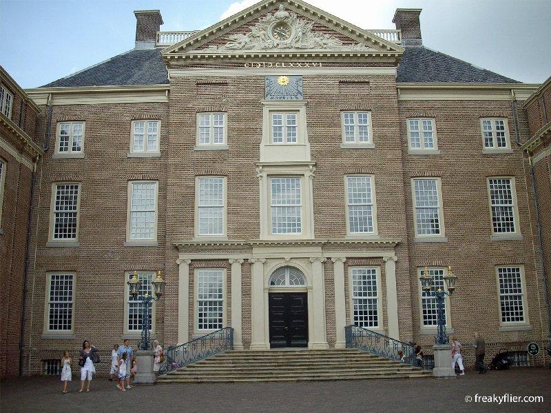 Het Loo Palace Door