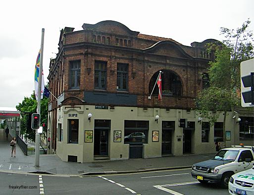 Slip Inn, Sussex St, Sydney