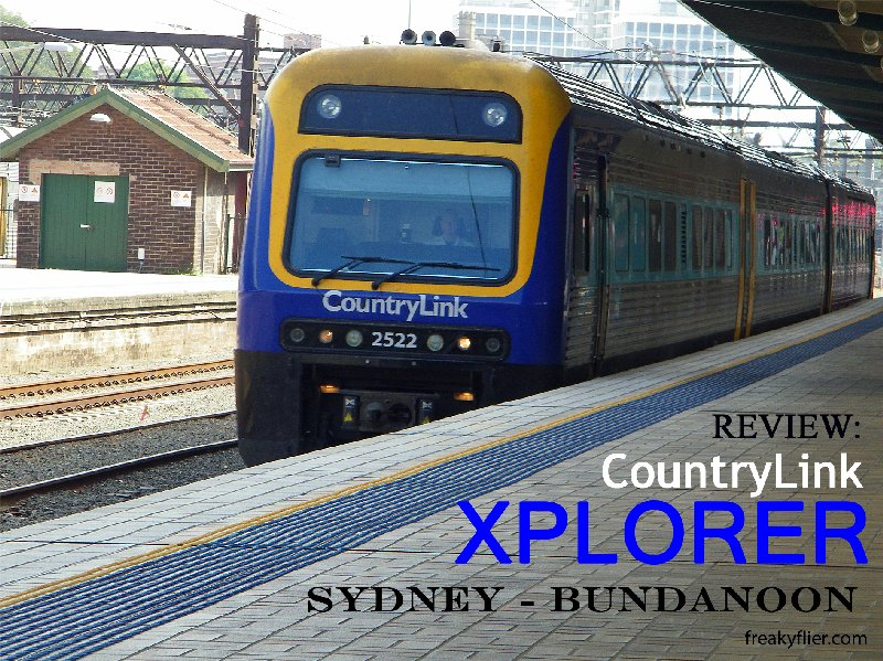 Review: CountryLink Xplorer Sydney - Bundanoon