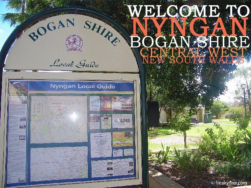 Welcome to Nyngan