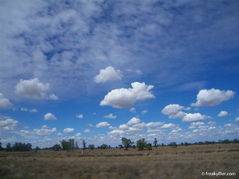 The true outback, just 'outback' of Nyngan