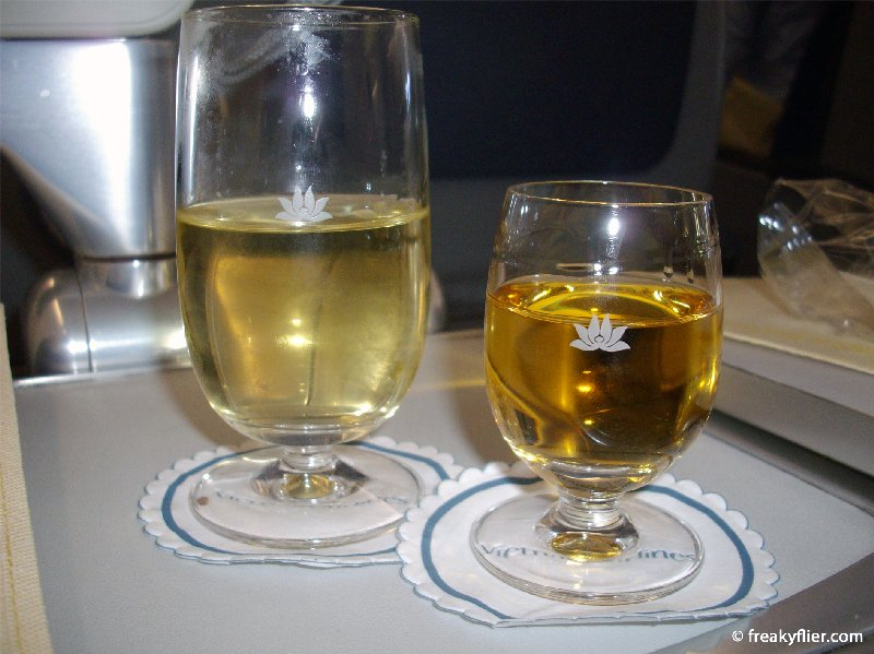 Sauvignon Blanc and Drambuie