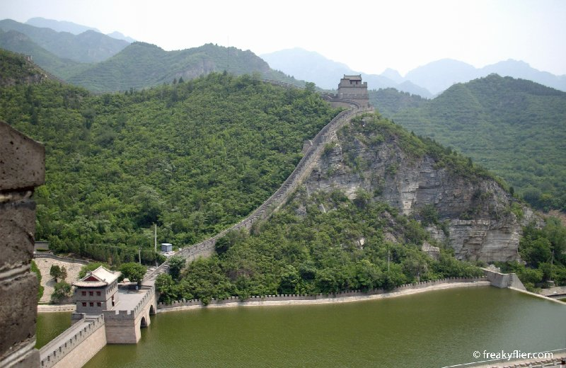 Juyongguan Pass at The Great Wall of China
