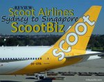 Review: Scoot Airlines Sydney to Singapore ScootBiz