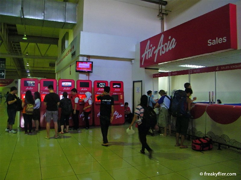 KLIA LCCT - or Air Asia Terminal