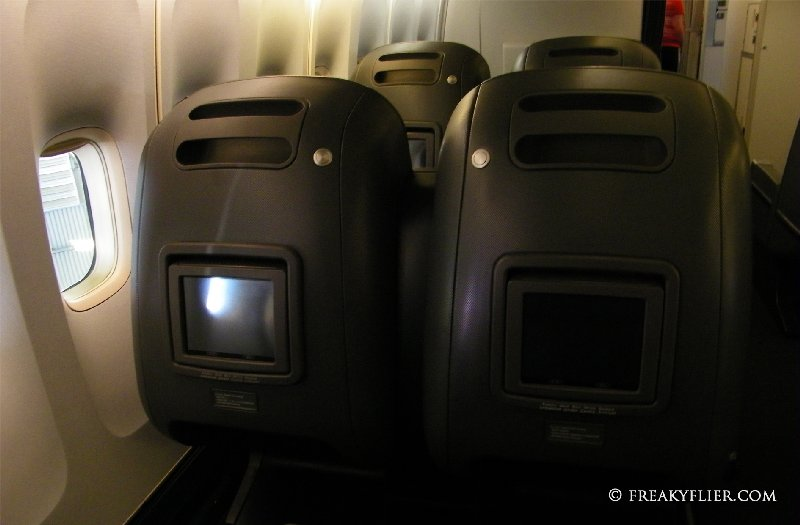 Business Class 'Skybeds' on the main deck