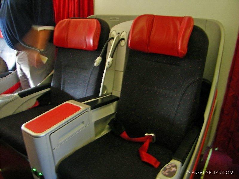 Air Asia X Premium Class