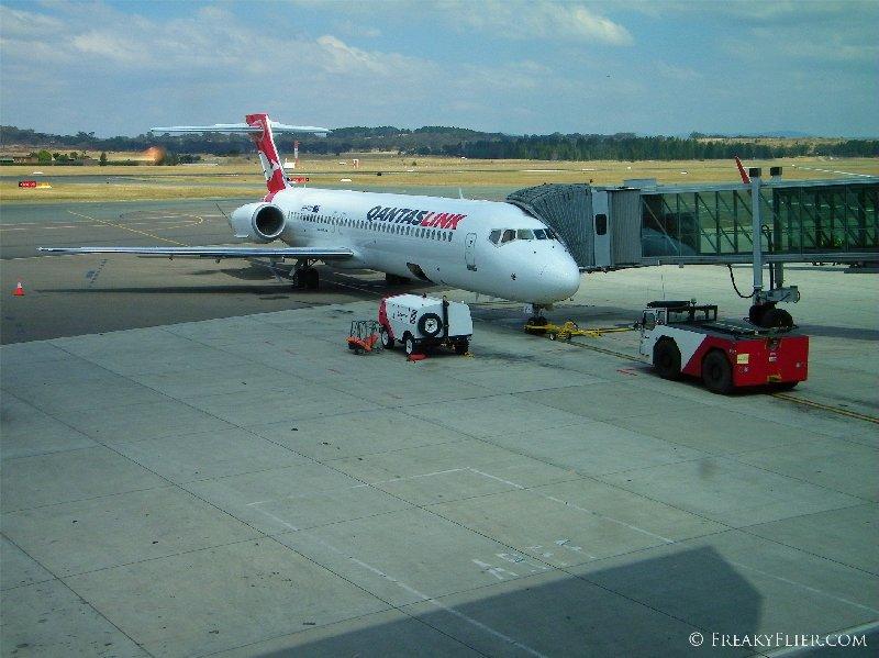 QantasLink - Boeing 717 - VH-YQT