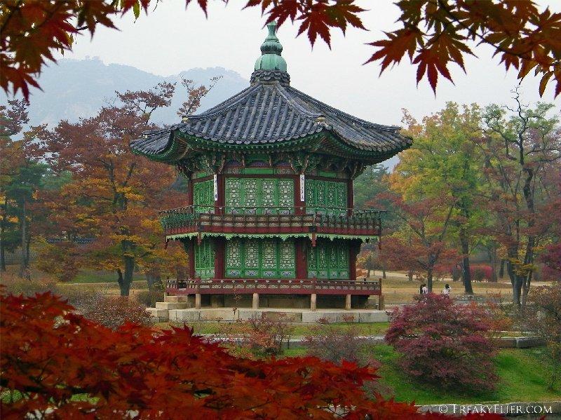 Hyangwonjeong Pavilion