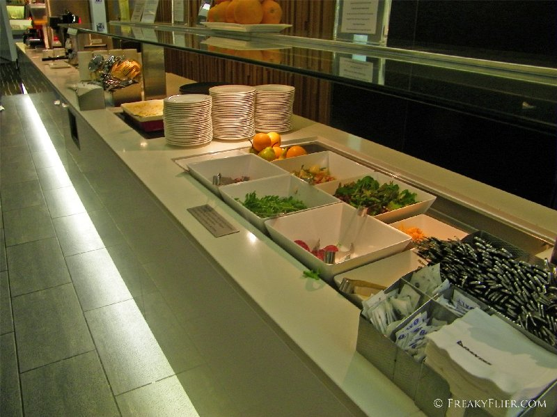 Buffet at The Qantas Club Gold Coast