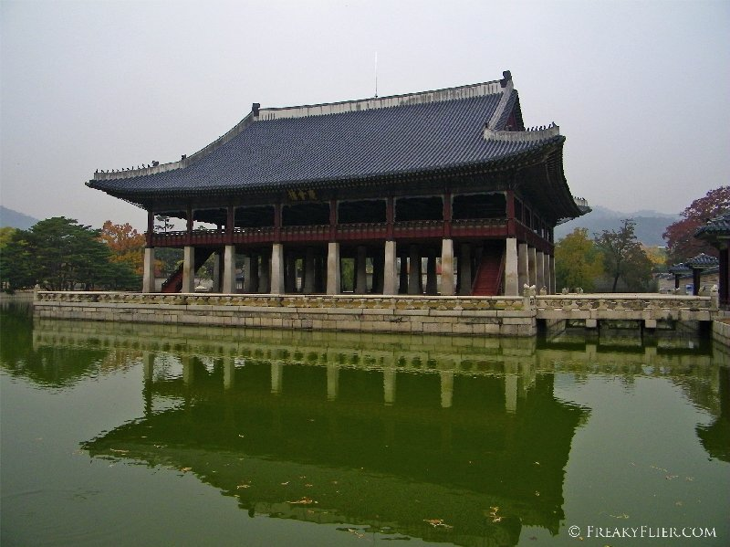 Gyeonghoeru - Royal Banquet Hall