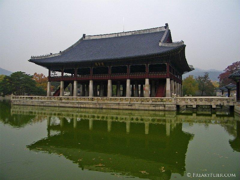 Gyeonghoeru - Royal Banquet Hall