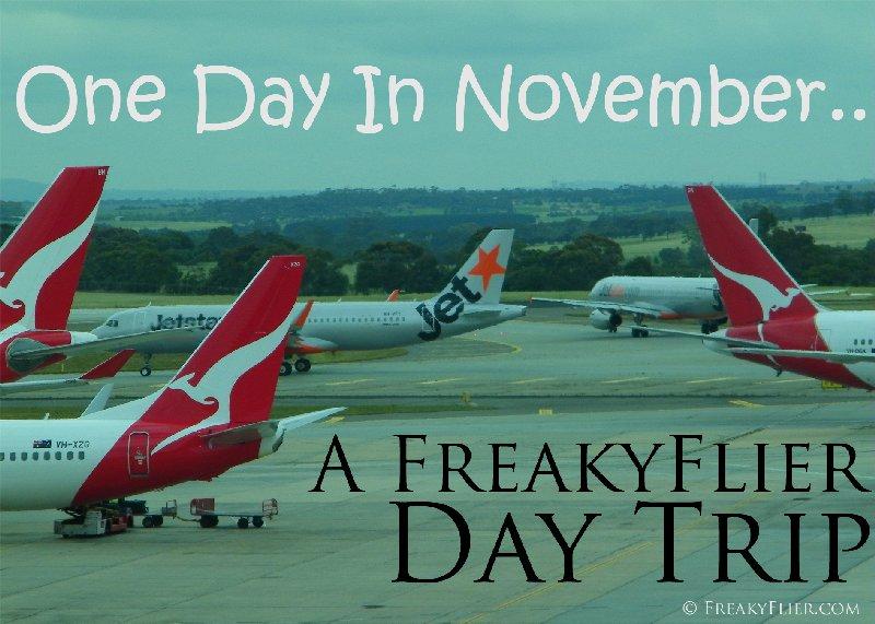 One Day In November - A FreakyFlier Day Trip