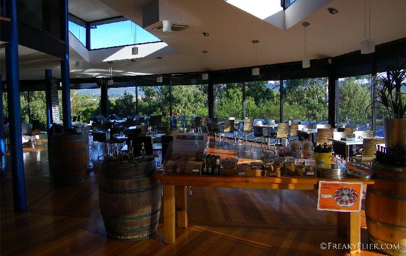 Barilla Bay restaurant