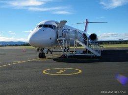 QANTASLINK BoeingVH-YQV - QANTASLINK Boeing 717-200 at Hobart Airport 717-200 at Hobart Airport