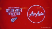 Taylor Swift. The Red Tour.