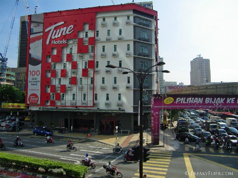 Tune Hotel Downtown Kuala Lumpur
