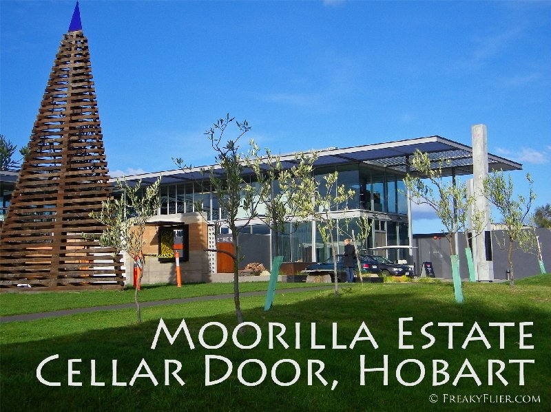 Moorilla Estate Cellar Door, Hobart