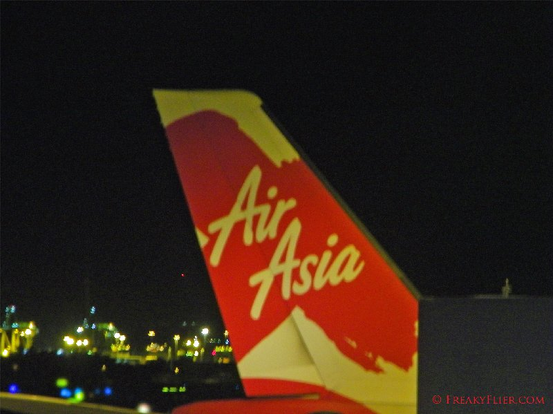 Air Asia X - Best low cost airline 5 times