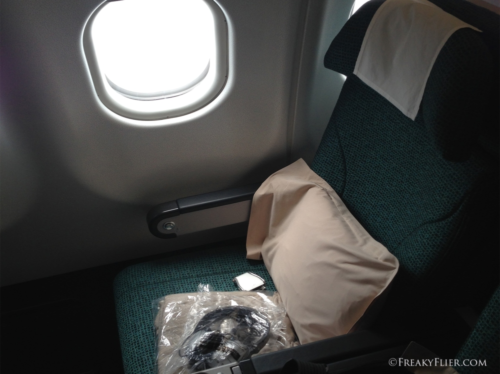 Premium Economy Seat A330-300