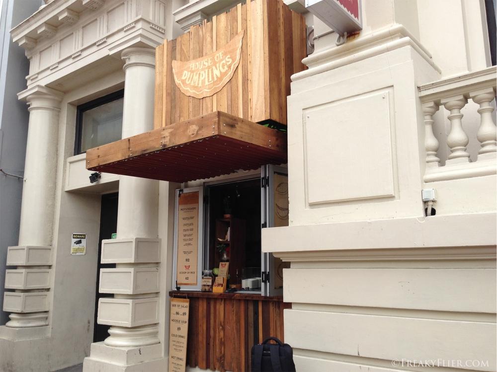 House Of Dumplings, Wellington