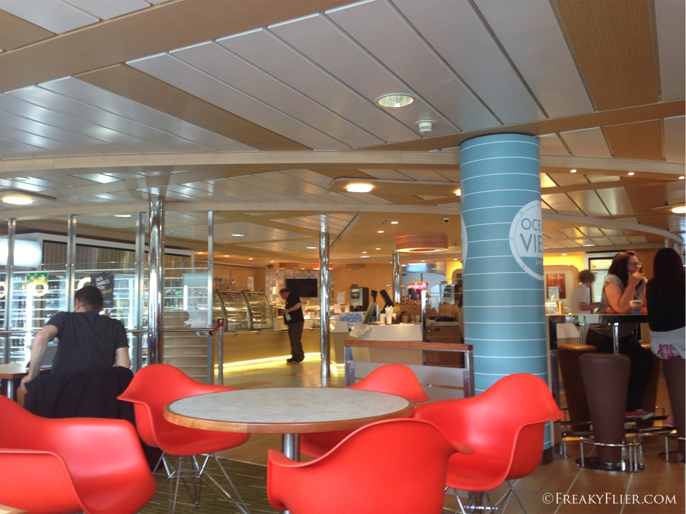 Oceanview Eatery Caffeterria