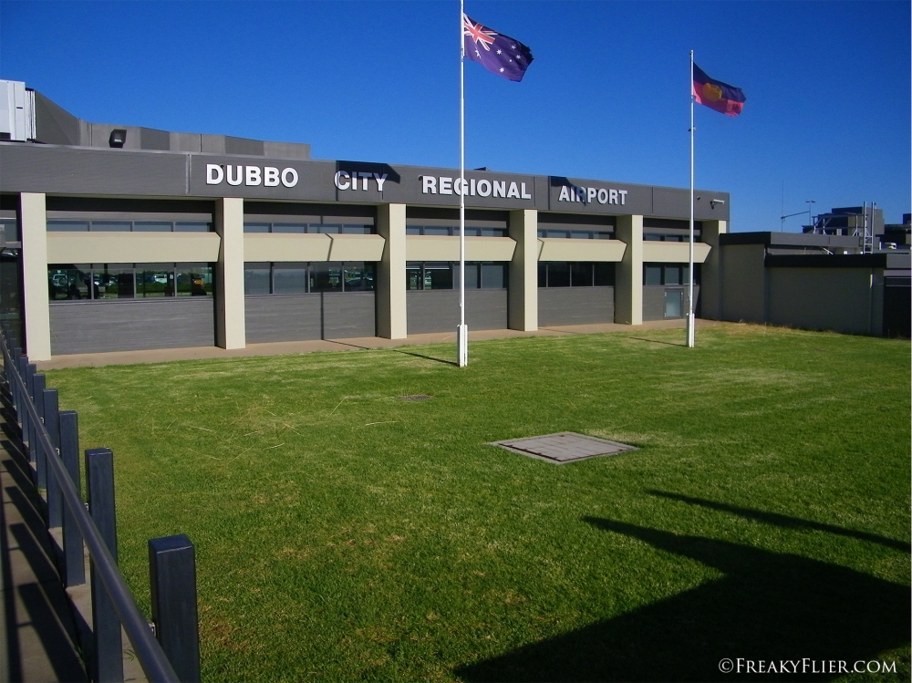 Welcome to Dubbo Regional Airport