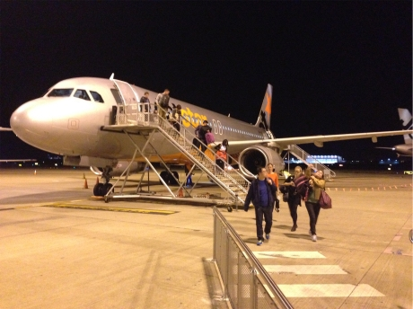 Jetstar Airways at Brisbane