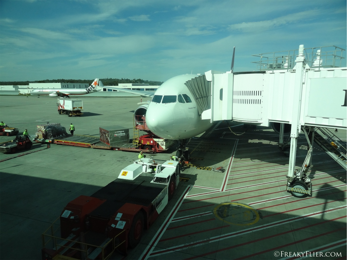 how to add emirates flight to qantas frequent flyer