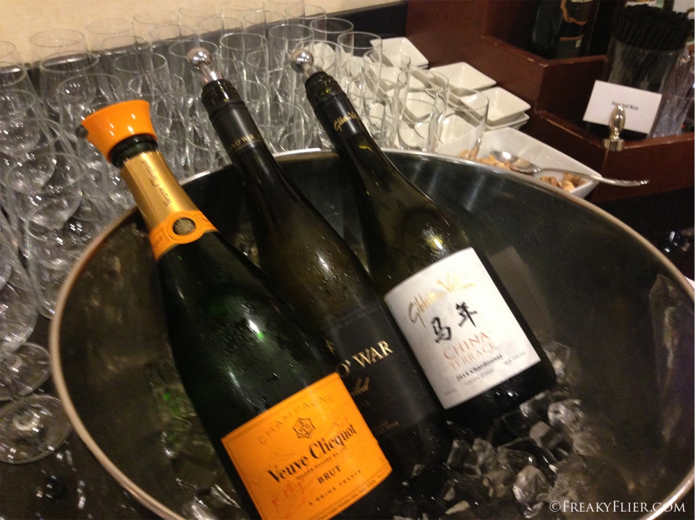 Verve Clicquot Anyone?