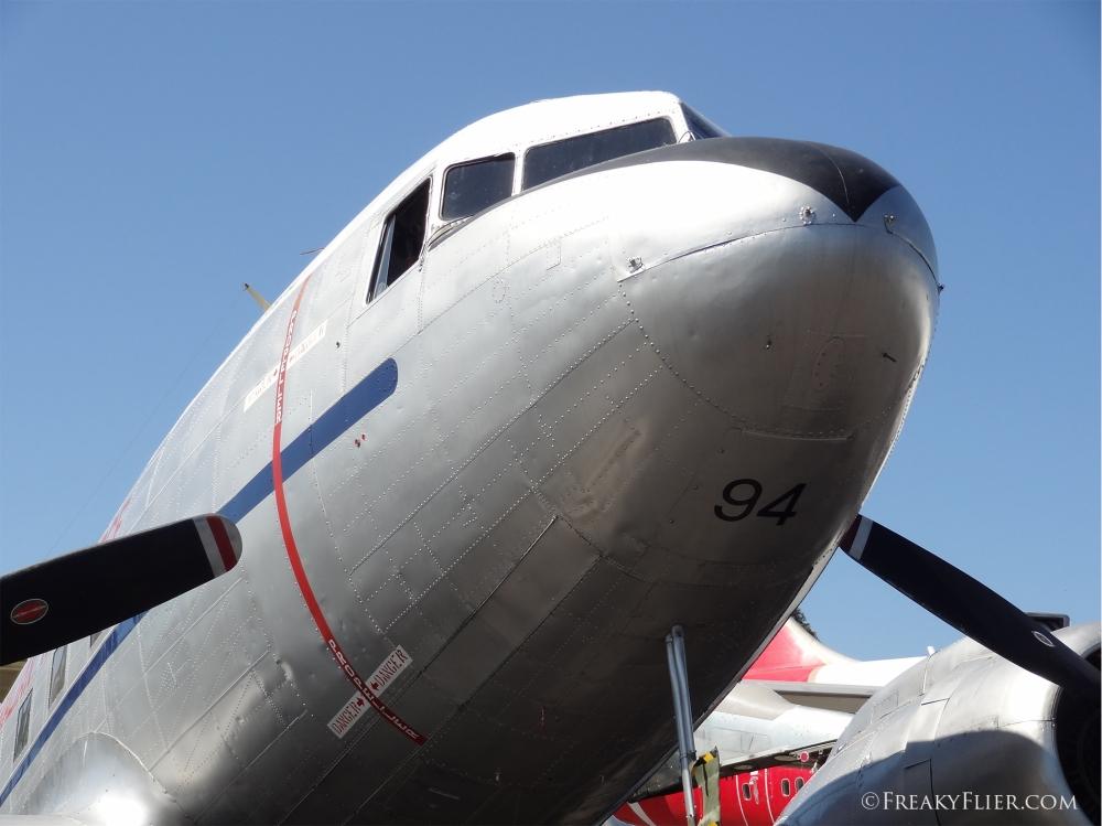 Douglas DC3 (aka C-47)