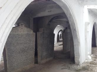 Tripitaka Stone Tablets at Kuthodaw Pagoday