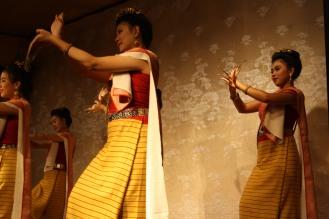 Taradtional Thai Fingernail Dance