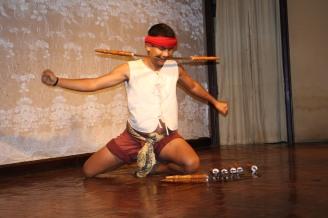 The Sword Dance.