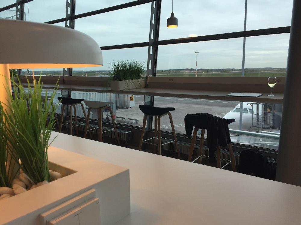 Finnair Lounge Helsinki Vantaa Airport