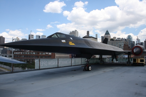 Lockhee A-12 Blackbird
