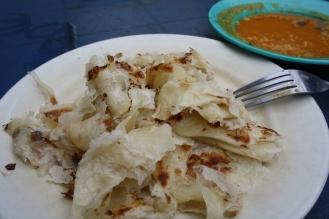 May - Roti Canai. Penang, Malaysia