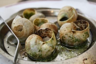 October - Snails. Paris, France