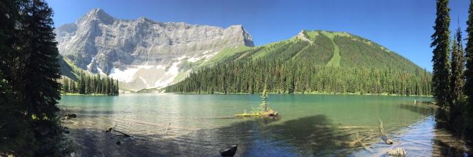 July - Bow Lake, Alberta Canada