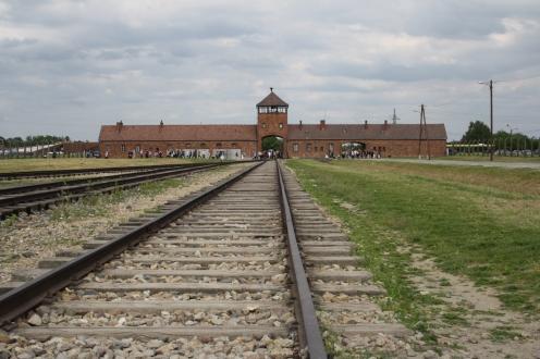 June - Auschwitz