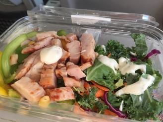 Chicken Cobb Salad.